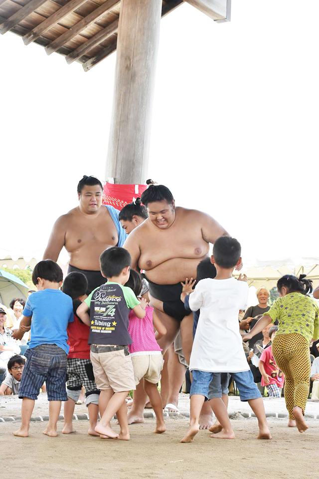 相撲イベント