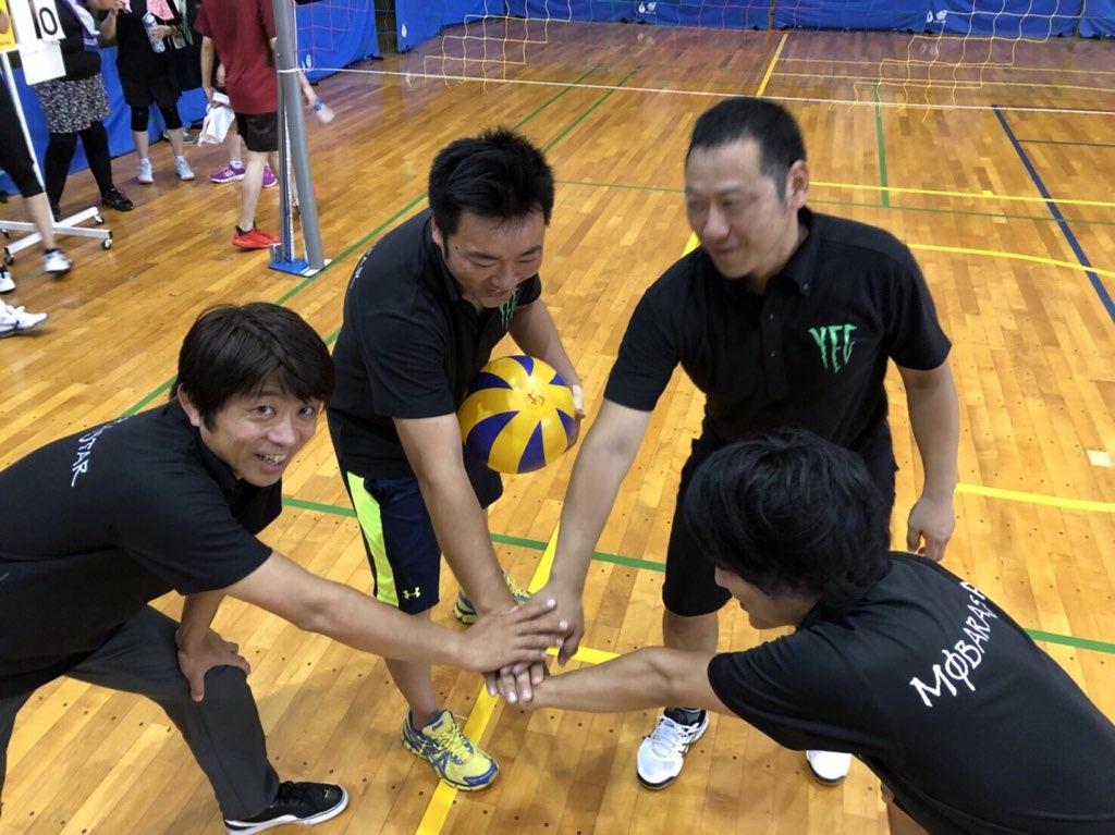 茂原発祥のスポーツ!タッチバレー